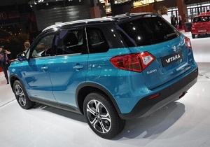 Suzuki Vitara: pronto il debutto al Salone di Parigi