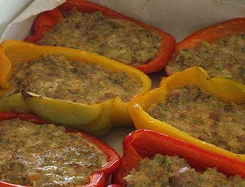 Peperoni ripieni: come cucinarli?