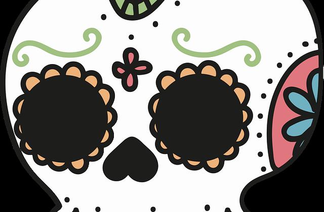 Teschio messicano: significato tatuaggio e dove farlo