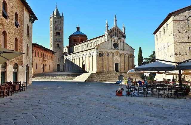 Le principali località turistiche della Toscana