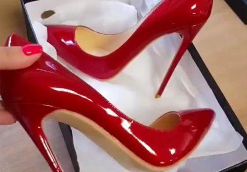 Abbinamento scarpe rosse: come farlo? guida pratica di stile