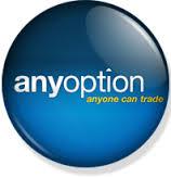 AnyOption per investire in opzioni binarie, recensione del broker