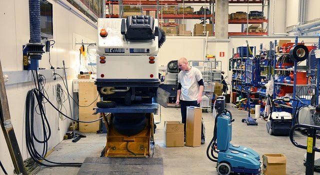 Come trovare macchine e attrezzature di qualità per la pulizia industriale