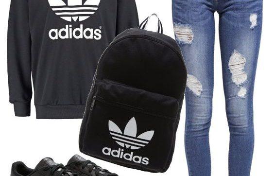 Adidas abbigliamento
